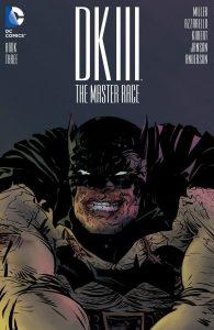 Dark Knight III: The Master Race #3, copertina variant di Paul Pope