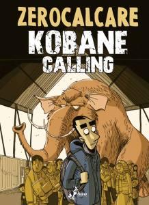 Kobane Calling, variant cover di Zerocalcare