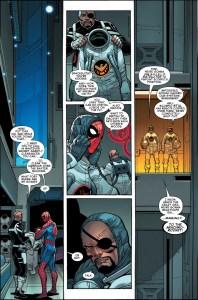 Amazing Spider-Man #9, anteprima 4