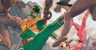 Il ritorno dei Power Rangers a fumetti: le 27 copertine del numero #1