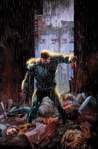 Nighthawk #1, copertina di Denys Cowan e Bill Sienkiewicz