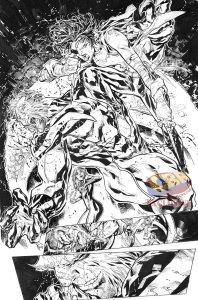 Uncanny X-Men #6, anteprima 2