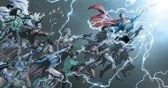 Le prime tavole di DC Universe: Rebirth e il nuovo costume di Superman