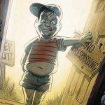 Eric Powell lancia Spookhouse, un'antologia Horror per ragazzi