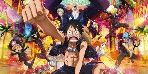 One Piece Film Gold: il trailer italiano e l'anteprima a Lucca Comics