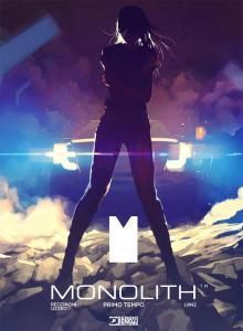 Monolith vol. 1: Primo tempo, copertina di LRNZ