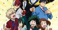 Un anime inedito di My Hero Academia al Jump Special Anime Festa