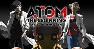 Il primo video promozionale dell'anime Atom: The Beginning