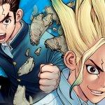 Dr. Stone: la prima immagine del nuovo manga di Boichi