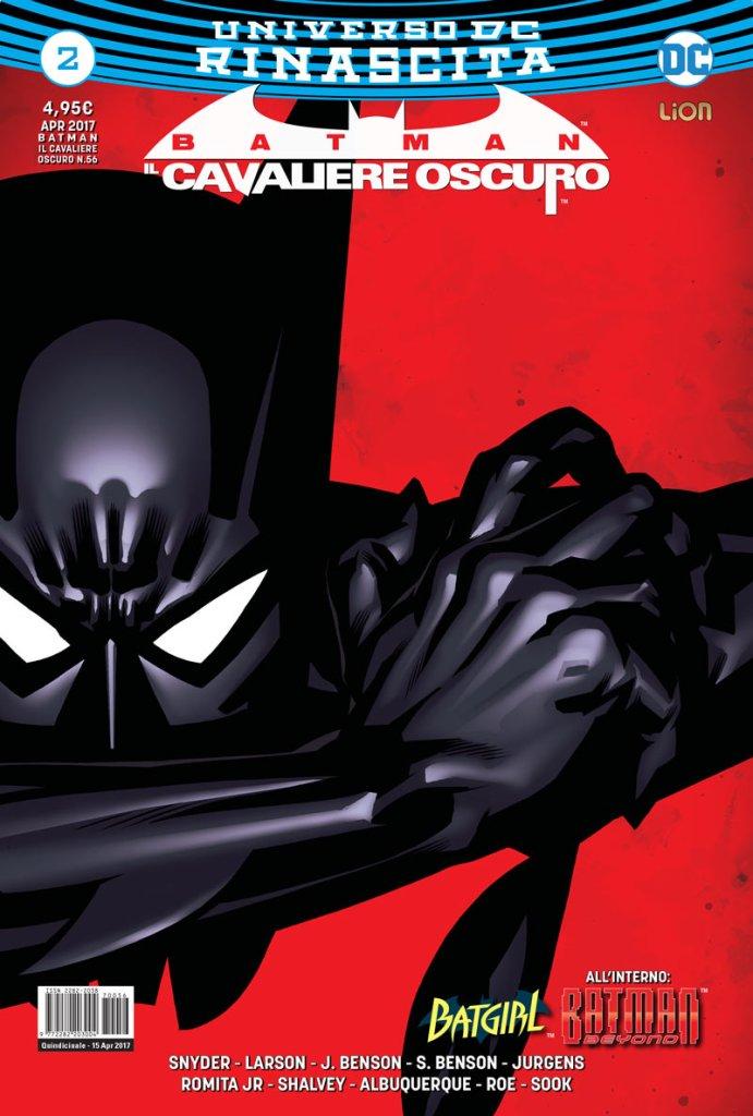 Batman: Il Cavaliere Oscuro 2, copertina di Ryan Sook