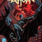 Batman 10, copertina di Jason Fabok