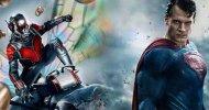 Il verdetto della scienza: Ant-Man vincerebbe contro Superman