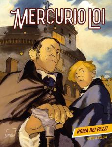 Mercurio Loi 1, copertina di Manuele Fior