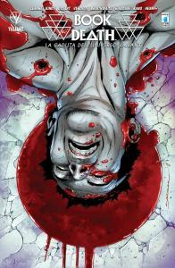 Book of Death: La Caduta dell'Universo Valiant, copertina di Cary Nord