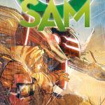 Orfani - Sam 3: Il deserto nero, copertina di Carmine Di Giandomenico e Giovanna Niro