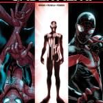Spider-Men II, copertina di Sara Pichelli