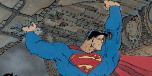 #SDCCBAD, DC Comics – Frank Miller e John Romita Jr. rivisiteranno le origini di Superman
