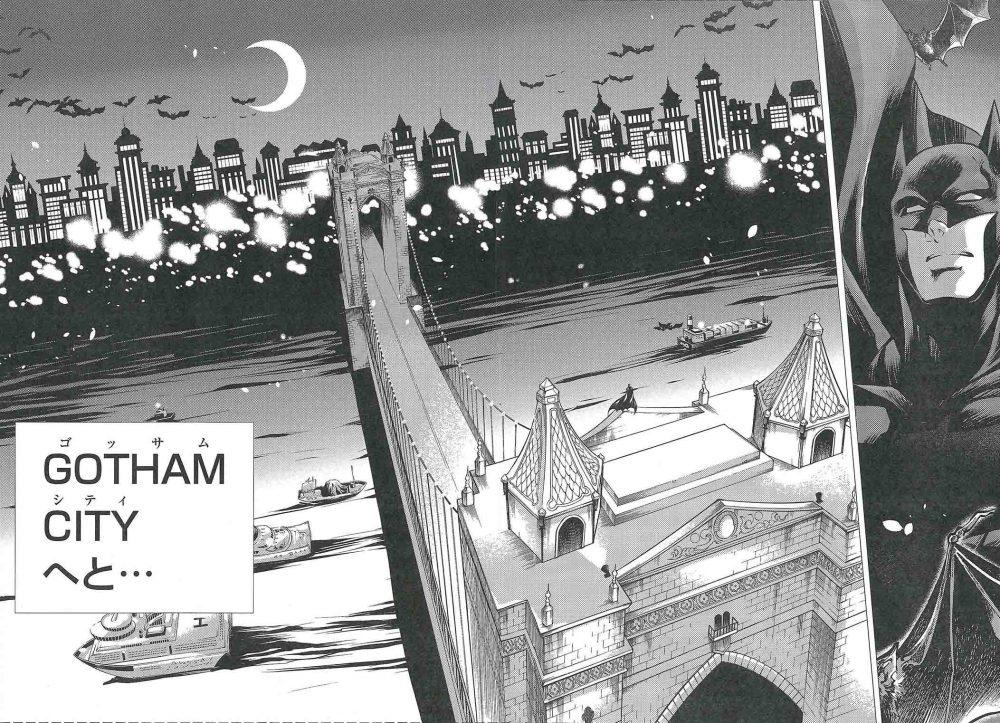 Batman and the Justice League 1, anteprima 04