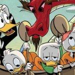 #SDCCBAD, IDW: DuckTales, W.I.T.C.H., Real Life e le altre novità Disney