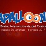 Mirka Andolfo, Corrado Mastantuono ed Elisabetta Melaranci saranno a Rapalloonia 2017
