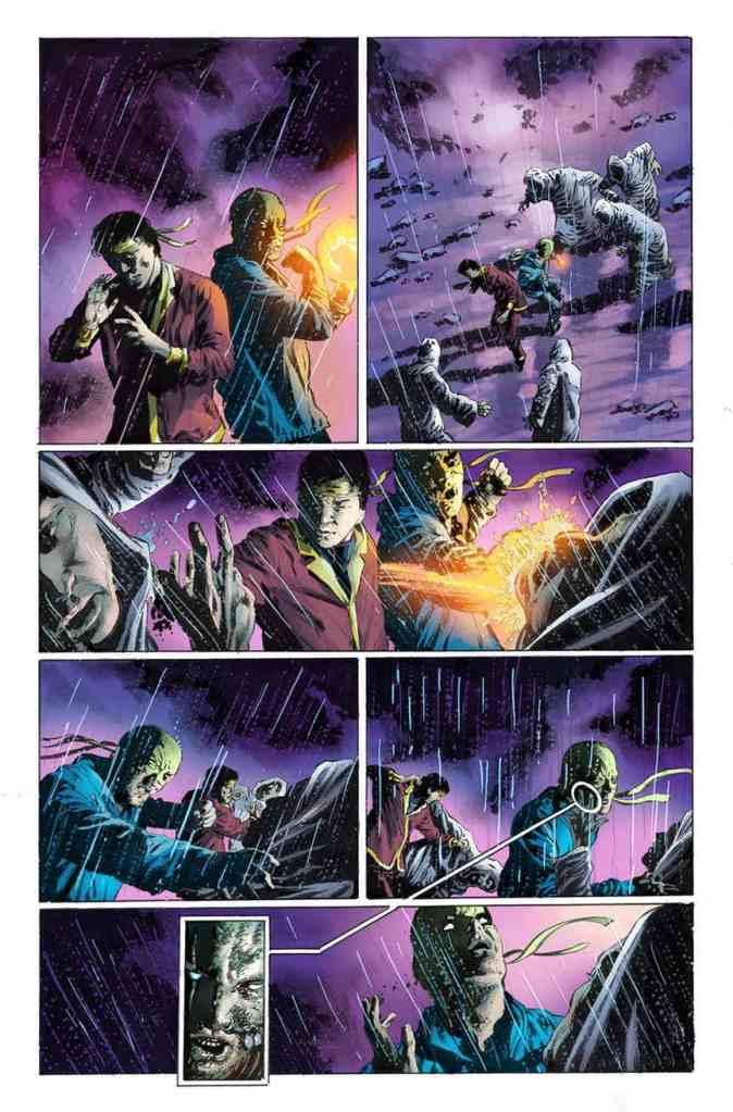 Iron Fist #6, anteprima 01