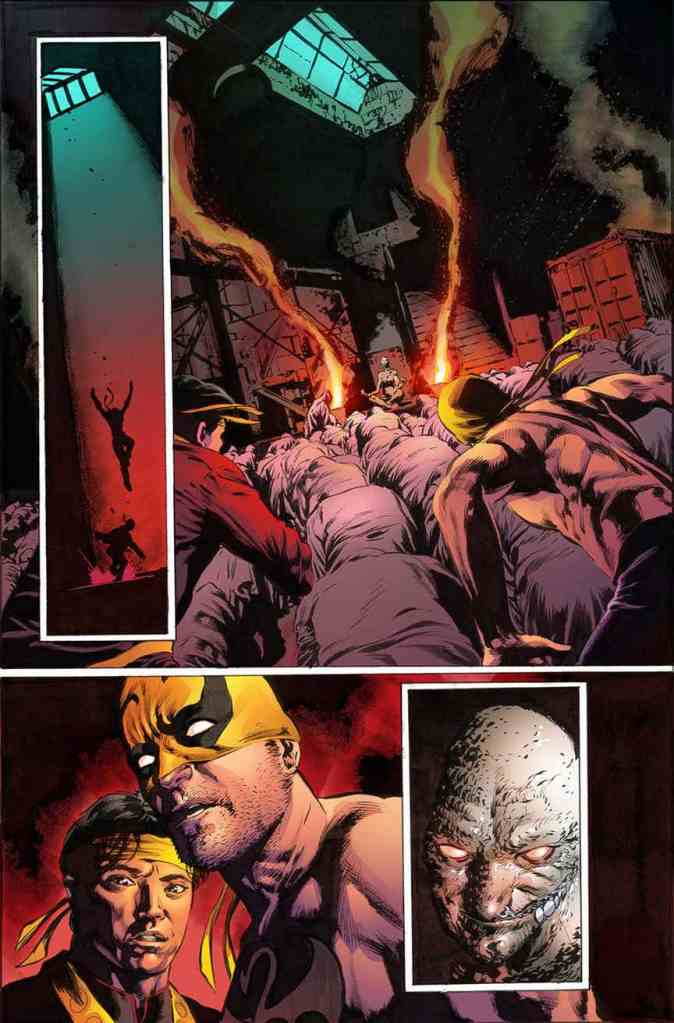 Iron Fist #6, anteprima 04