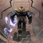 Panini, Marvel: arrivano le storie di Thanos firmate da Donny Cates e Geoff Shaw
