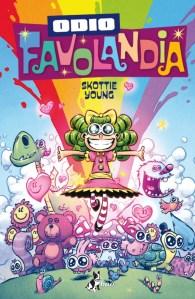 Odio Favolandia vol. 3, copertina di Skottie Young
