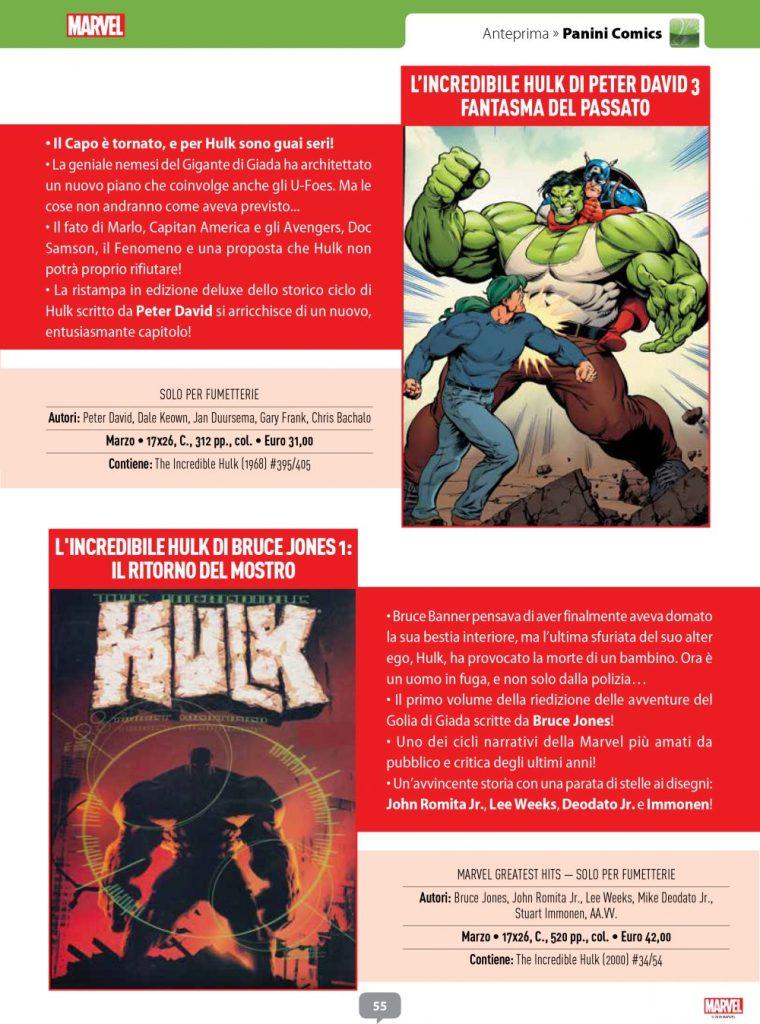 Hulk su Anteprima