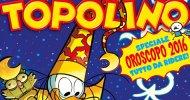 Topolino: in edicola l'oroscopo di Tito Faraci e Sio