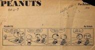 Peanuts: un libro di Chip Kidd approfondisce l'opera di Charles M. Schulz