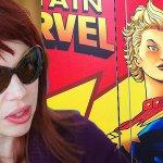 Kelly-Sue DeConnick parla della sua carriera e del lavoro su Capitan Marvel