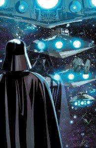 Darth Vader #9, copertina di Salvador Larroca