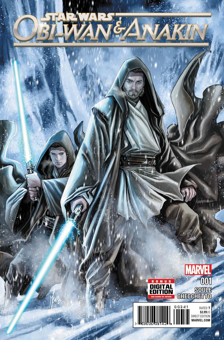 Star Wars Obi-Wan & Anakin #1