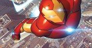 Panini, La Nuovissima Marvel: le prime pagine di Invincibile Iron Man 1