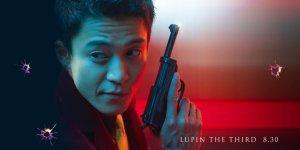 Primo trailer per il nuovo live-action di Lupin III