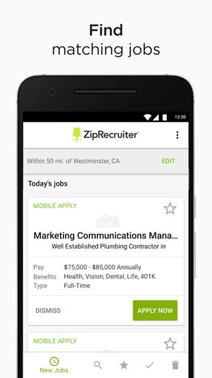 Over 8 Million Job Postings ZipRecruiters Advanced