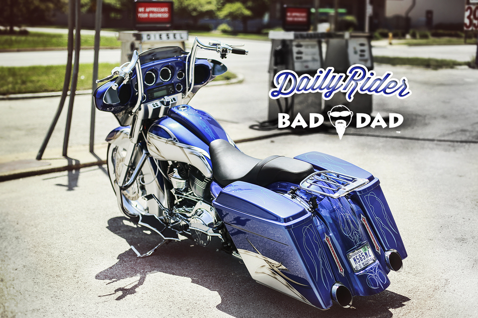 Bad Dad  Custom Bagger Parts for Your Bagger  957 Taillights