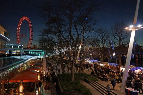 2012David Bailes.Southbank.Christmas