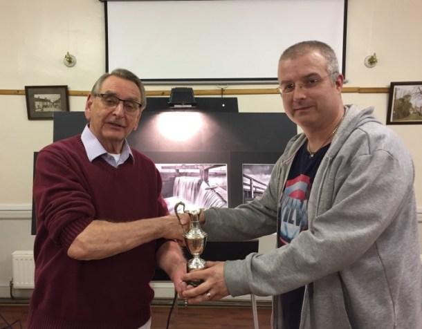 Jack Levitt Winner 2017