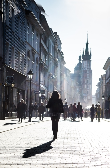 Krakow streets