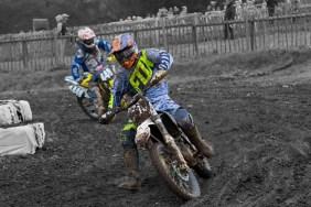 Dirt bike racing Richie C