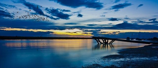 Blakeney Sunset - Craig Gorham