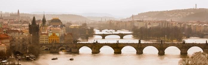 Fran-Charles Bridge Prague
