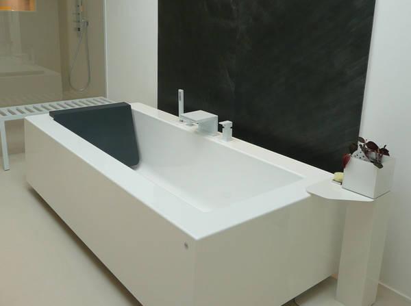 Kos Grande Badewanne freistehend halbeinbau Einbau