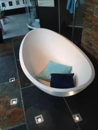 Lavasca Mini freistehende Badewanne Design Matteo Thun ...
