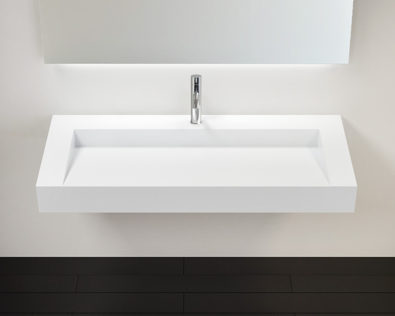 wall mounted sink wt 04 c