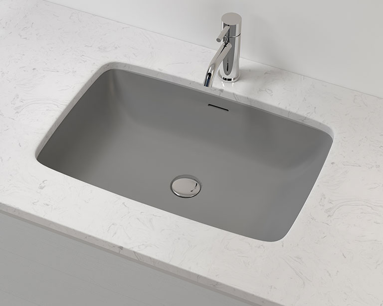 undermount vs drop in sink which to