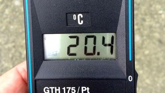 Untergetaucht - Wasser-Temperaturen, Foto: Angie Maurer/Badesee Mieming