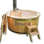 Badetonne-Fieberglas-mit-Innenofen-Wellness-Basic-150x150 Hot Pott Topf kaufen Schweiz